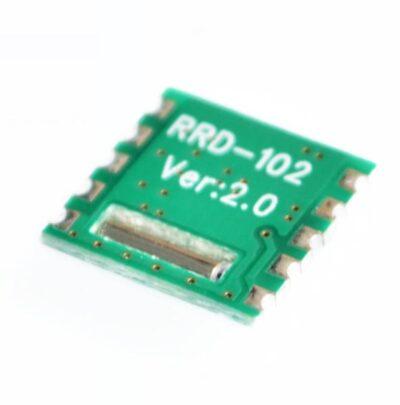 RDA5807M Radio module