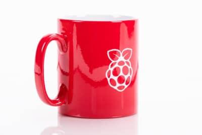 Officiële Raspberry Pi mok
