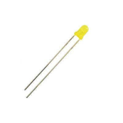LED 3mm jaune