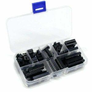 IC socket kit 66 stuks
